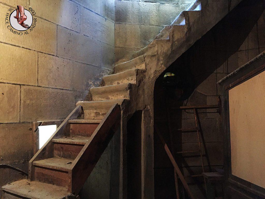Escaleras Catedral Buen Pastor