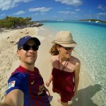 Entrevista de vuelta al mundo: «Estem de vacances»