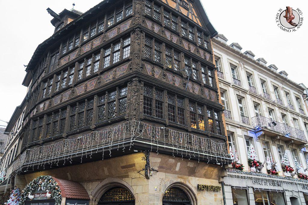 Estrasburgo Casa Kammerzell
