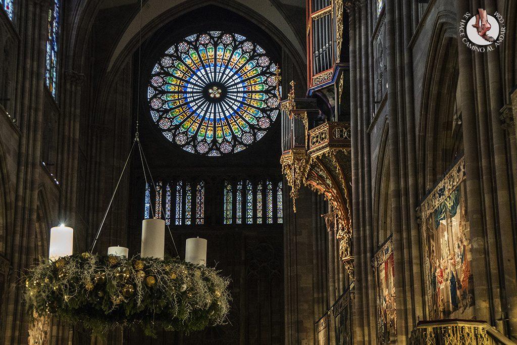 Estrasburgo Catedral roseton