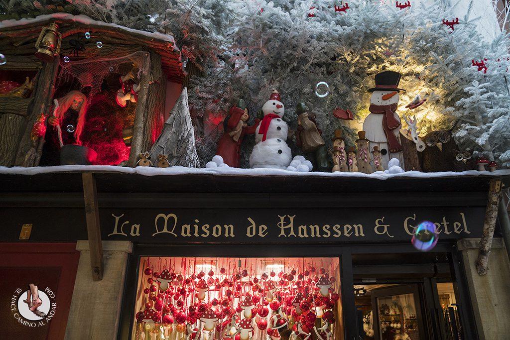 Estrasburgo Maison de Hanssen Gretel