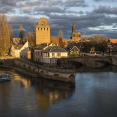 Estrasburgo, la capital de la Navidad en Alsacia