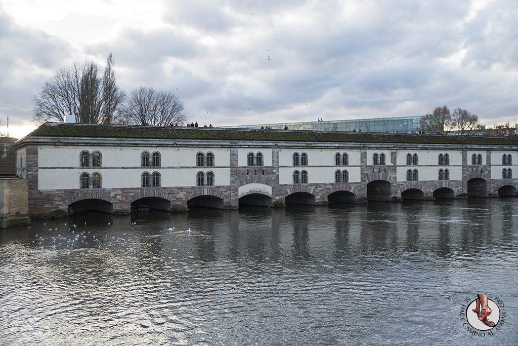 Estrasburgo Presa Vauban