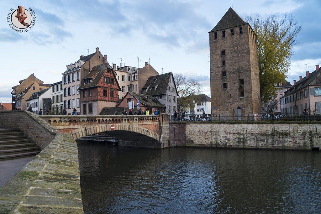 Estrasburgo Puentes Cubiertos