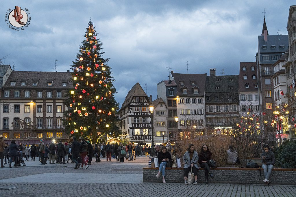 Estrasburgo plaza Kleber