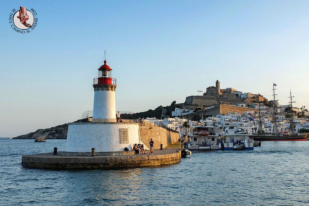 Faro Puerto Ibiza