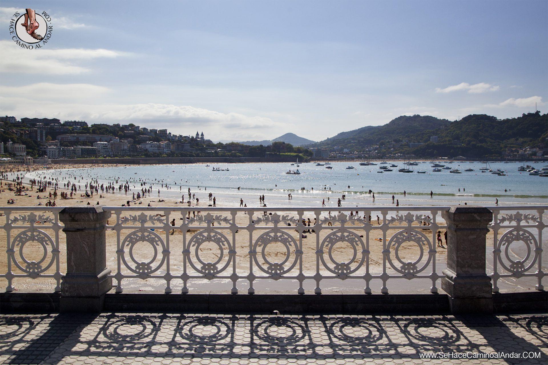 Fondo Playas San Sebastián