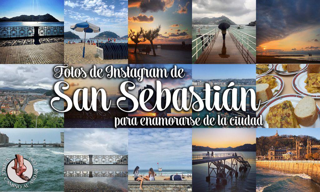 Fotos de Instagram de San Sebastián para enamorarse de la ciudad