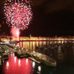 Los mejores sitios para ver los fuegos artificiales de San Sebastián