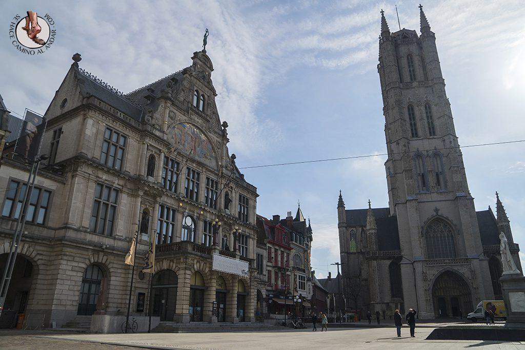 Gante catedral san bavon