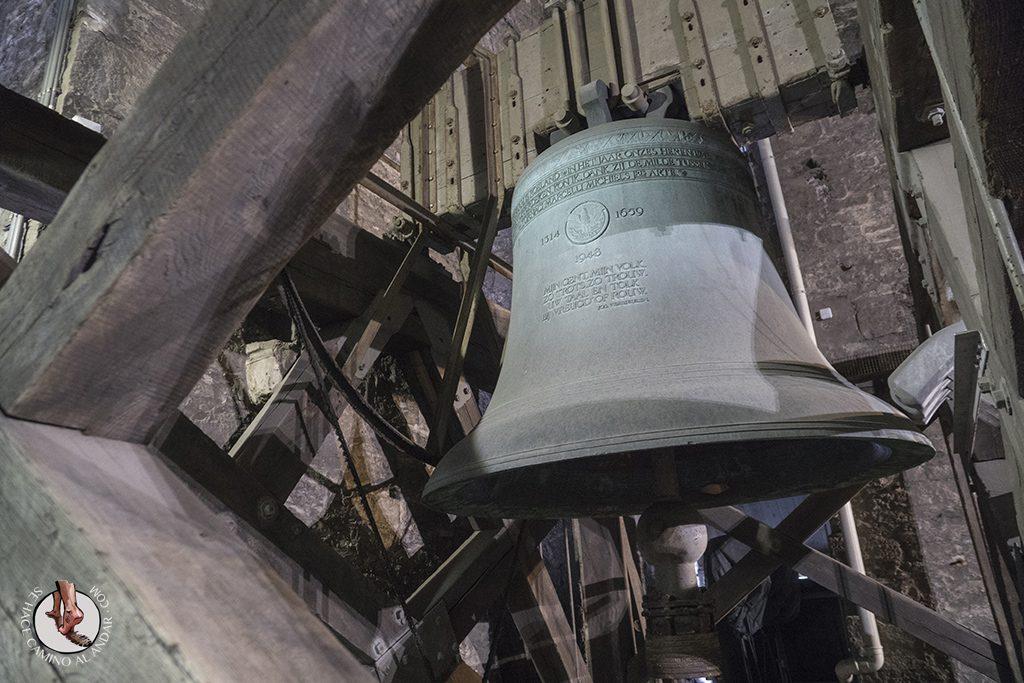 Gante torre Belfort campana