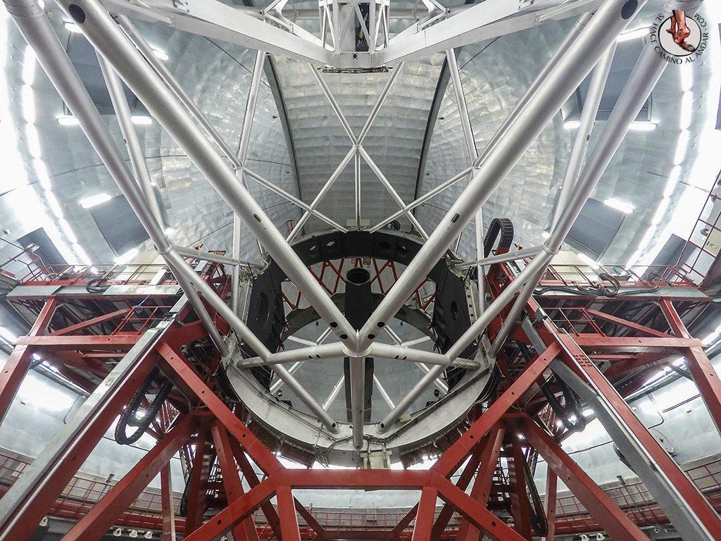 Gran Telescopio Canarias La Palma