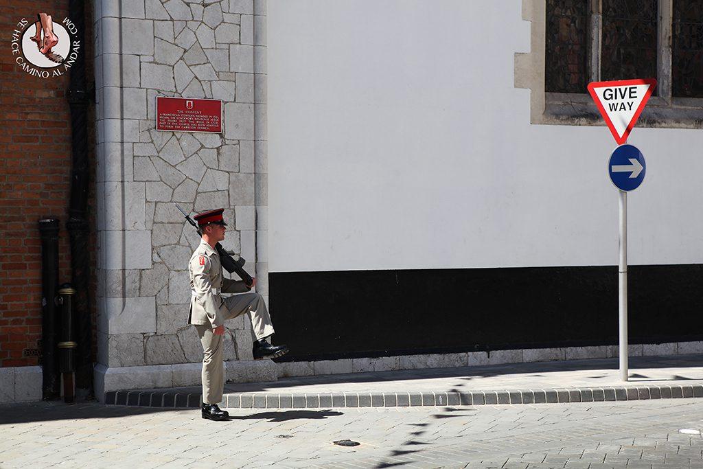 Guardia Gibraltar