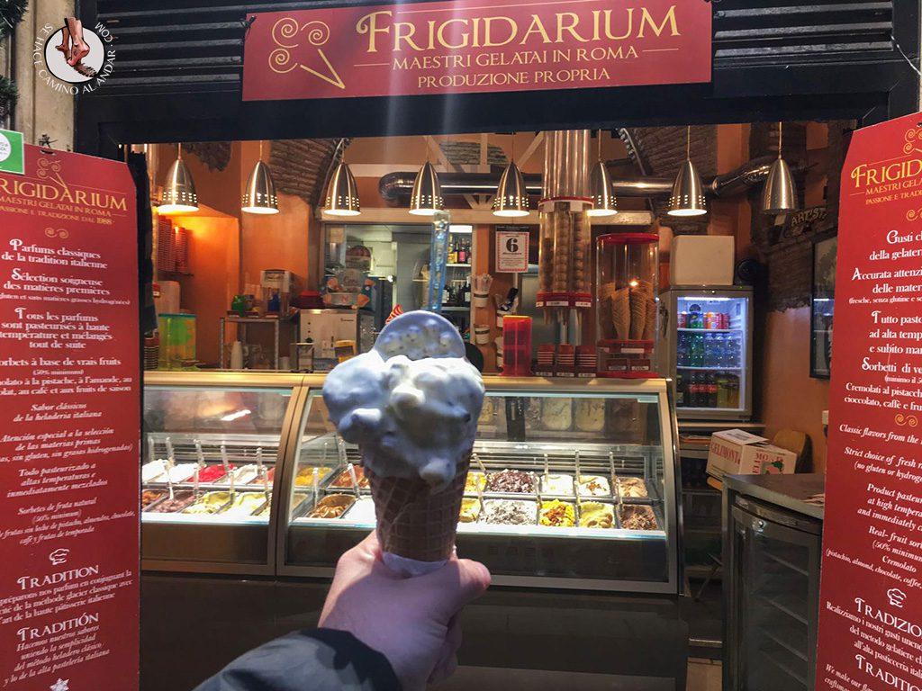 Helado Roma Frigidarium