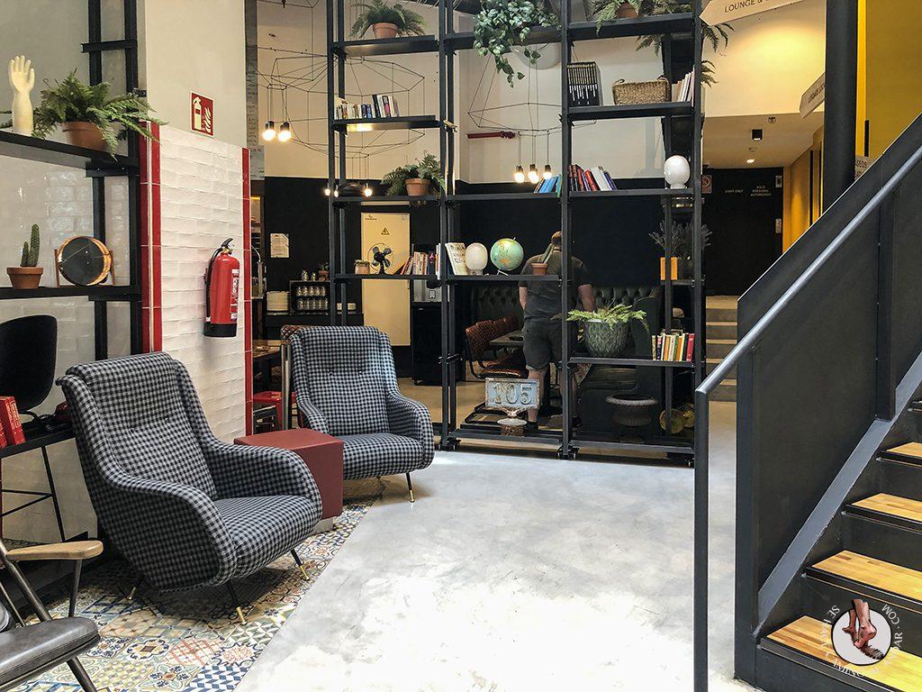 Hostel barato en Madrid Generator entrada