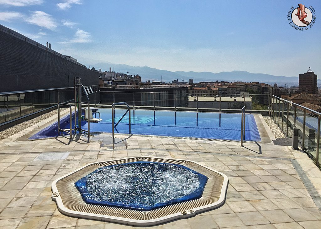 Hotel Granada piscina Allegro Granada Barceló