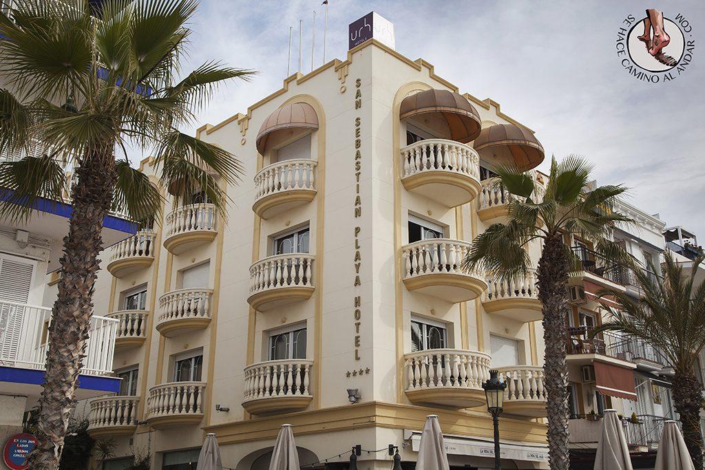 Hotel San Sebastian Playa Sitges