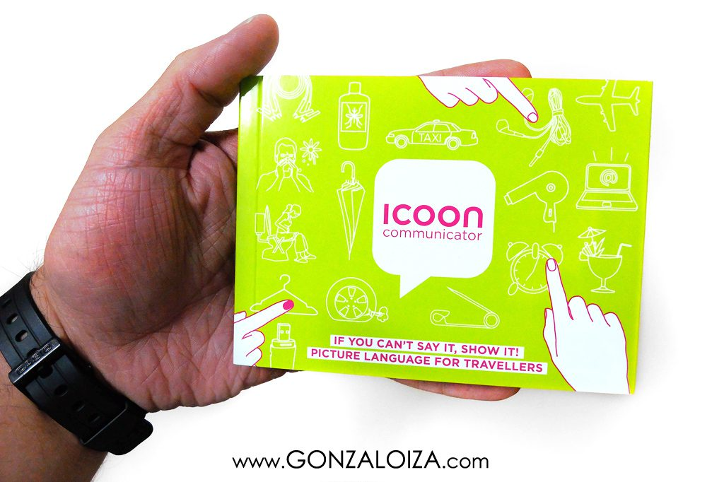 ICOON, una guia visual alrededor del mundo chalo84