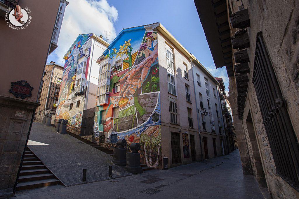 Imprescindible Vitoria ruta murales