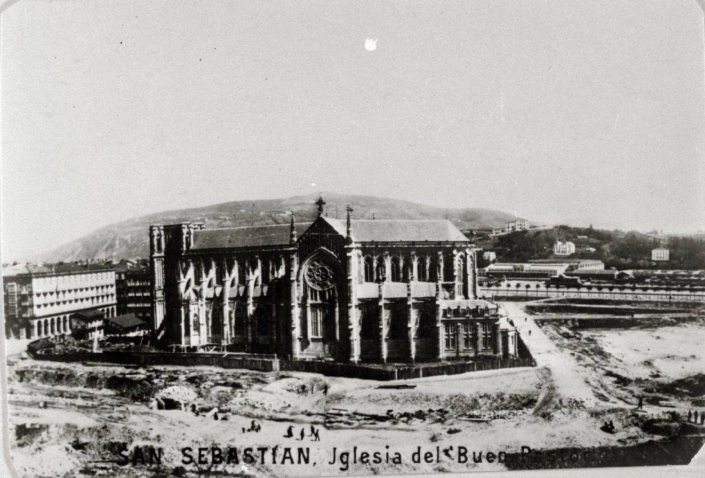 Inauguración Iglesia Buen Pastor San Sebastián