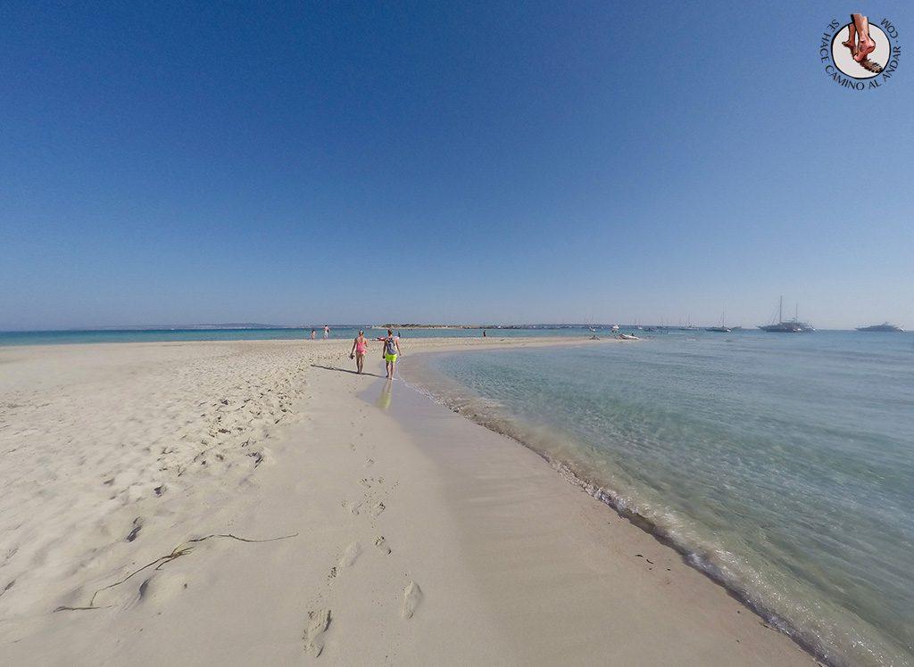 Visitar Formentera Isla Espalmador
