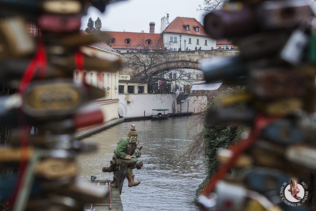 Isla de Kampa Praga