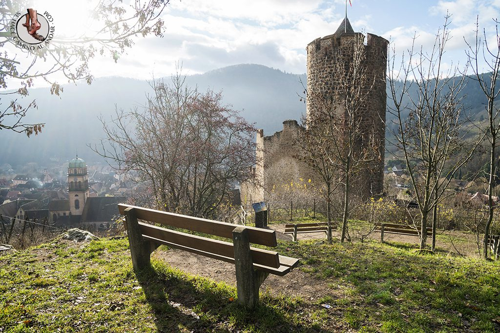 Kaysersberg castillo