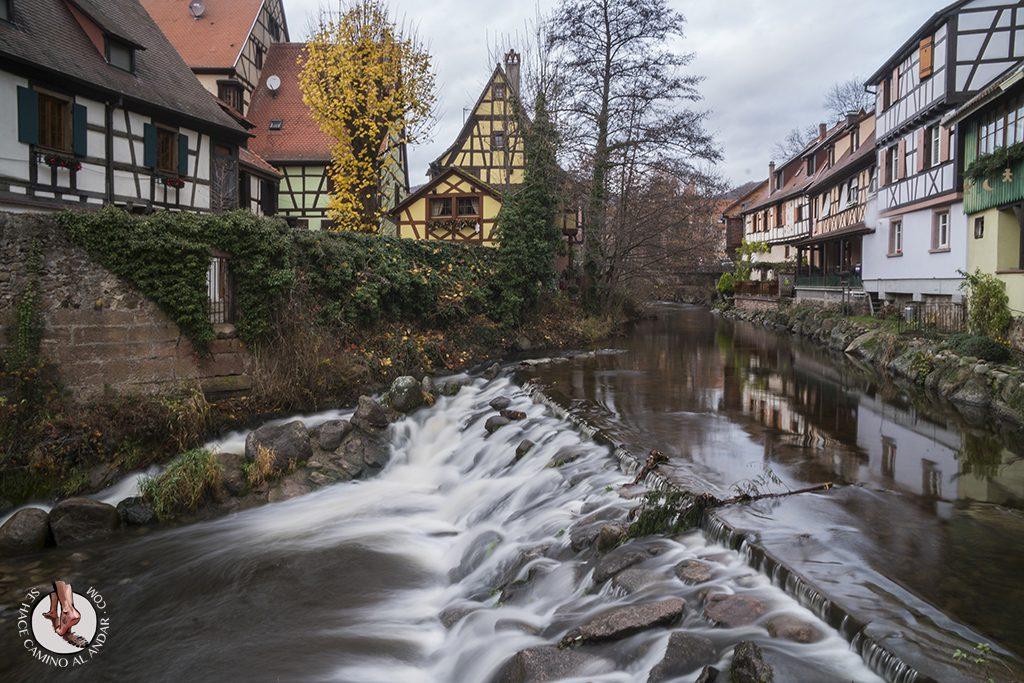 Kaysersberg rio weiss larga exposicion