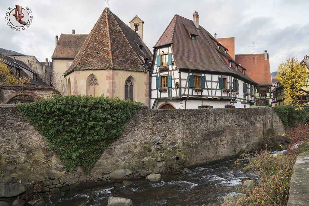 Kaysersberg rio weiss muralla