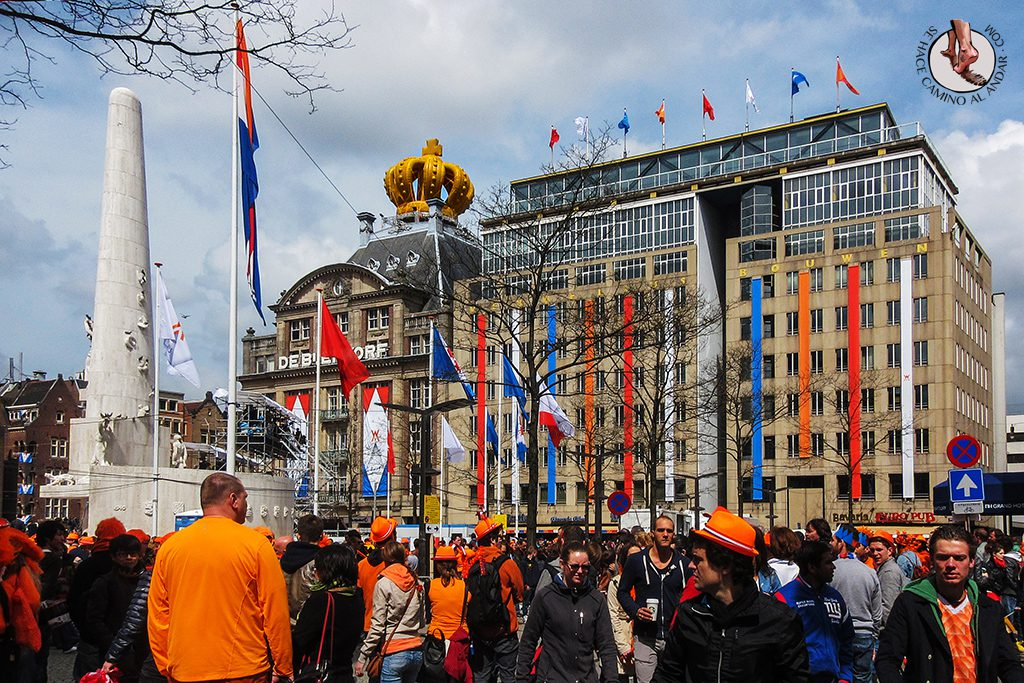 King Day Amsterdam