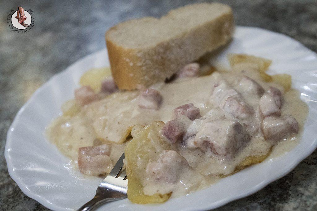 La Riviera patatas Tapas de Granada