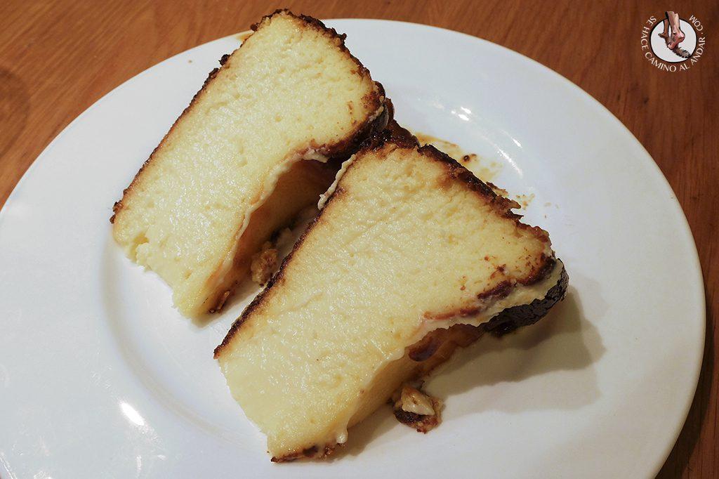 La vina tarta de queso