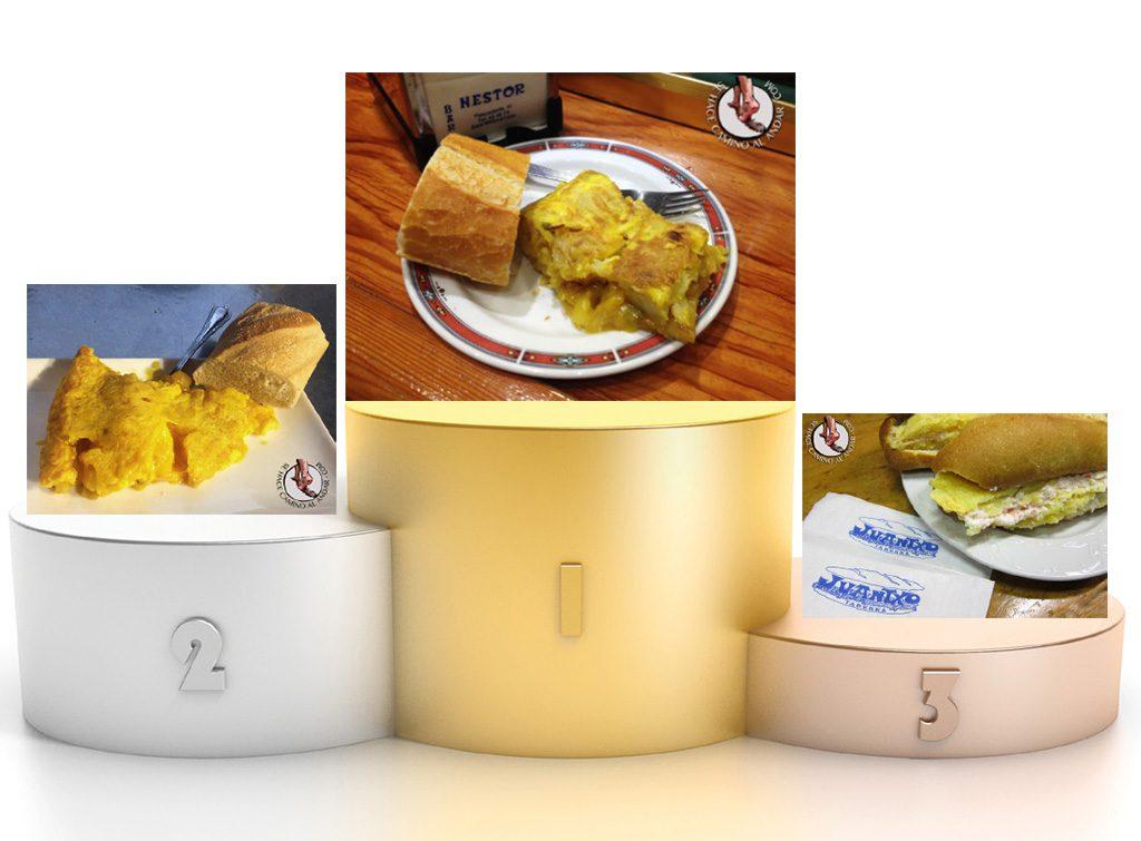 Las 3 mejores tortillas de patata de Donostia chalo84