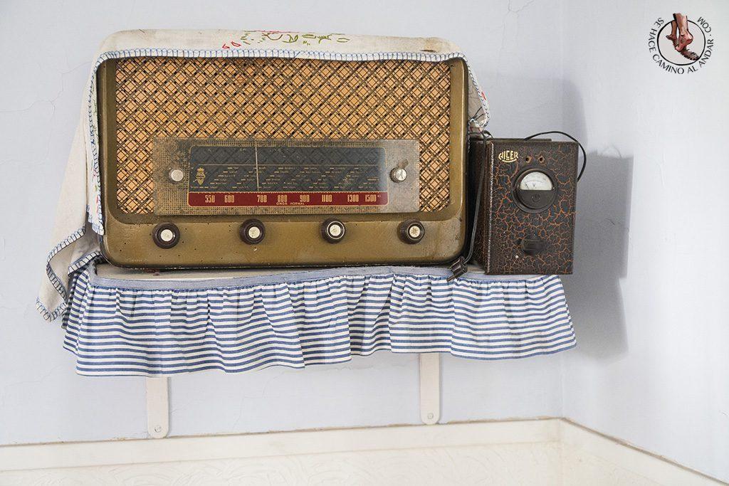 Legazpi Vivienda obrera radio