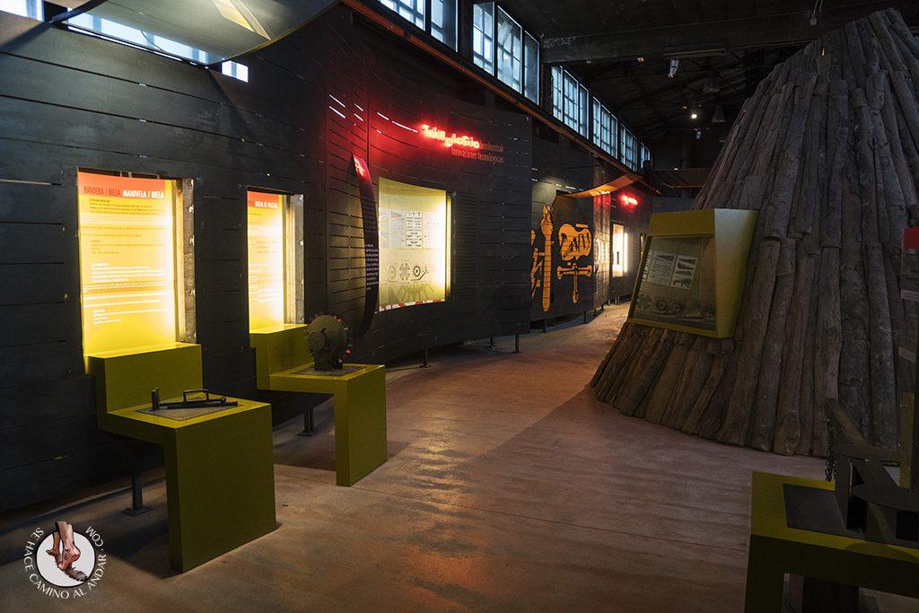 Legazpi museo del hierro