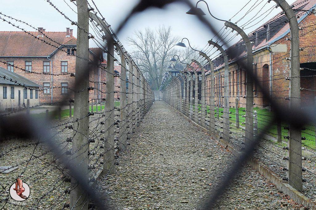 Lugares he visitado Auschwitz