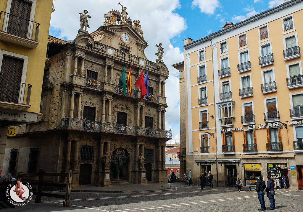 Lugares he visitado Pamplona