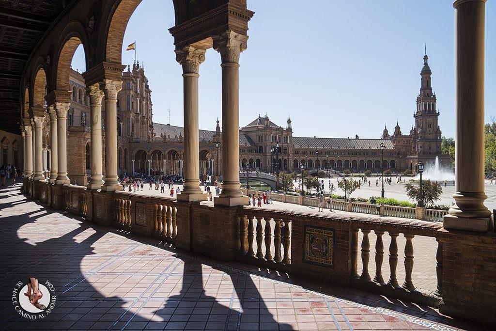Lugares he visitado Sevilla