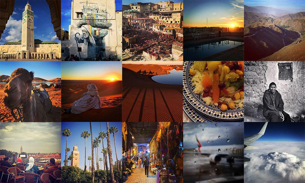 Marruecos desde mi Instagram