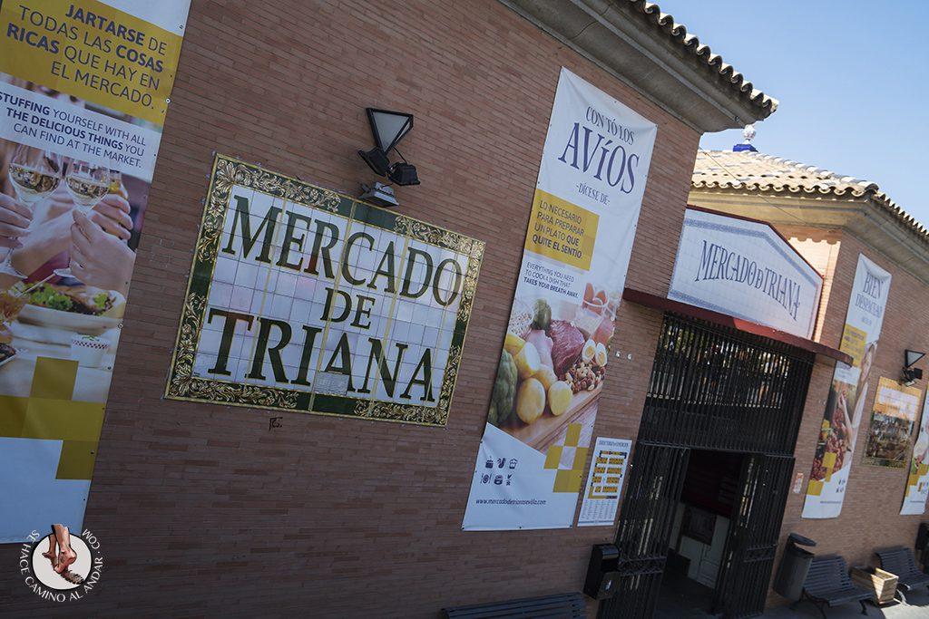 Mercado de Triana Sevilla