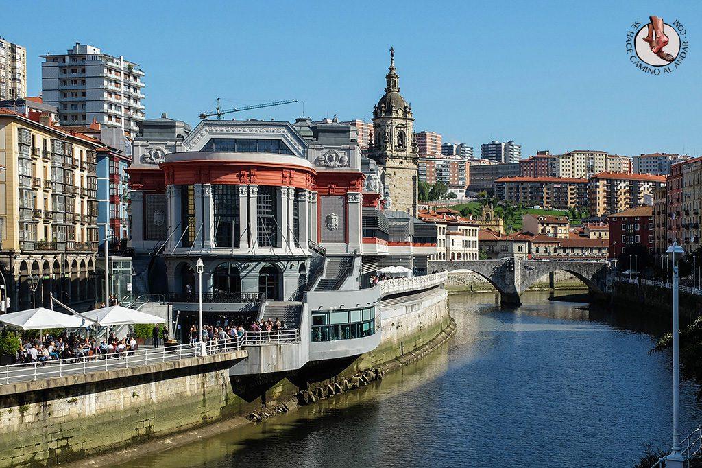 Mercado de la Rivera Bilbao