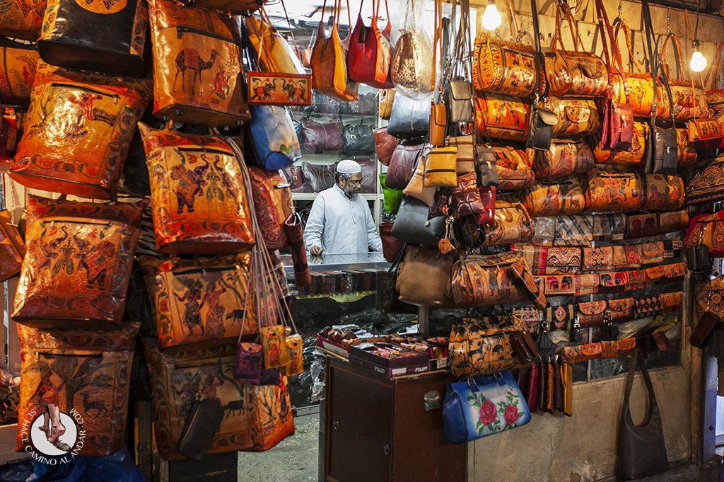 Mercado nocturno Calcuta