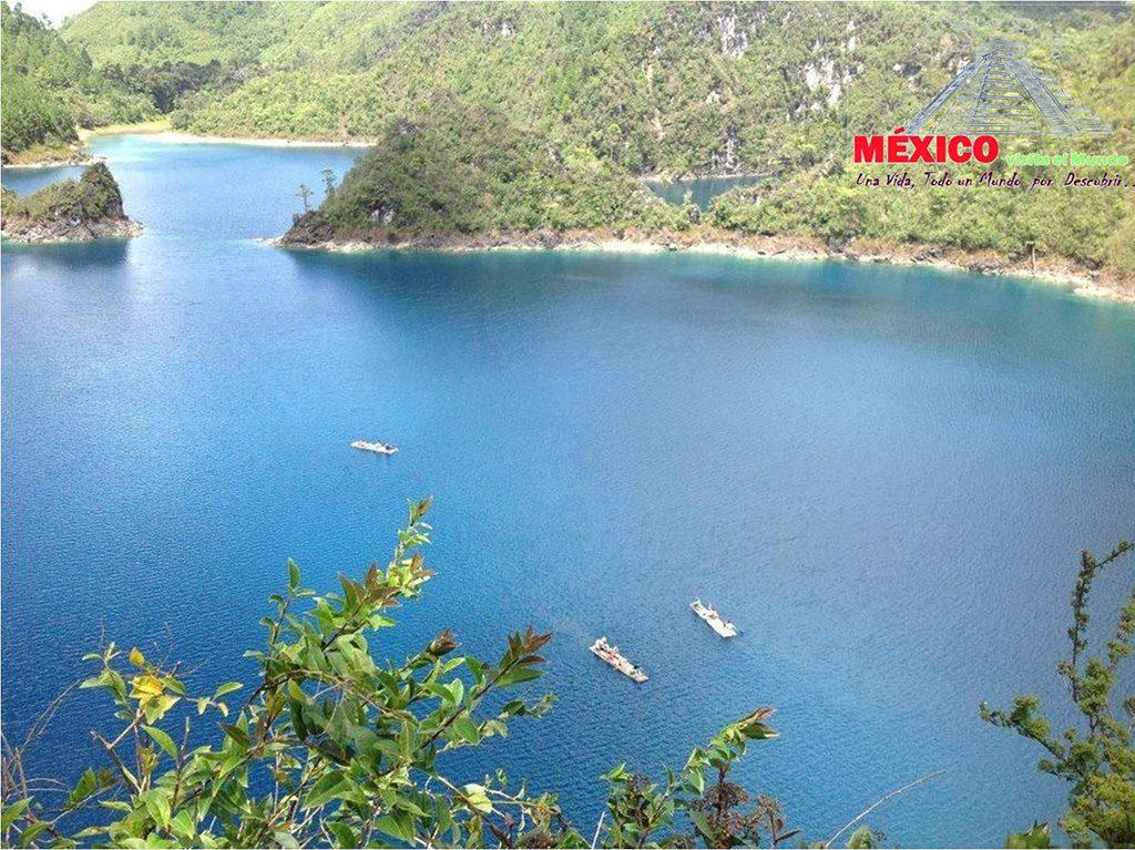 Mexico visita el mundo lago