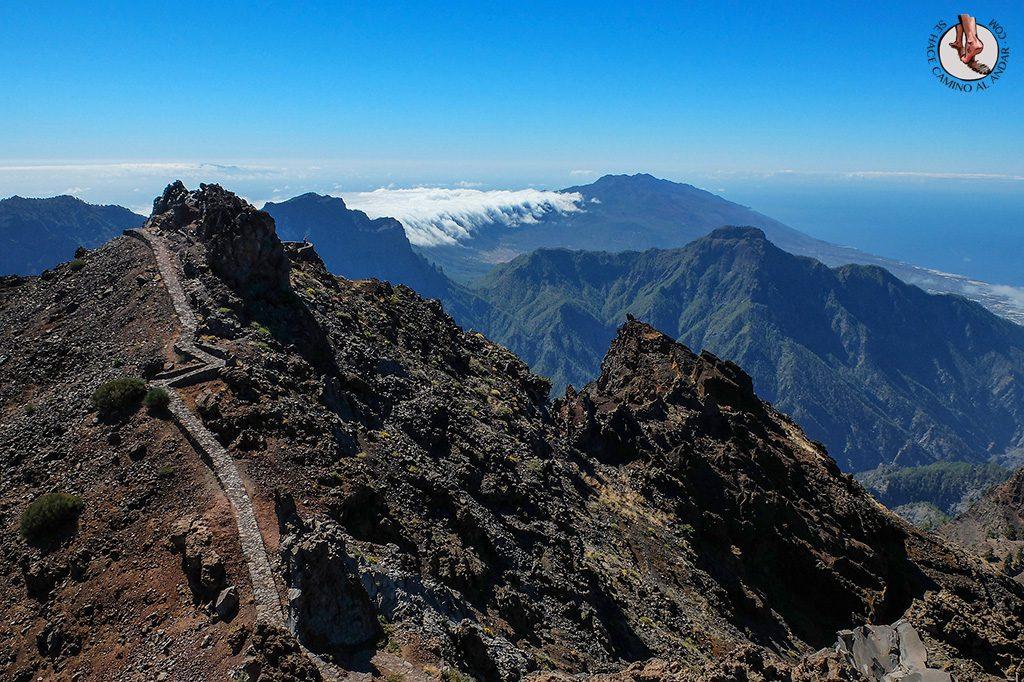 Mirador Roque de los Muchachos La Palma