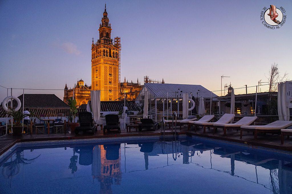 Mirador Terraza Pura vida Que ver en Sevilla