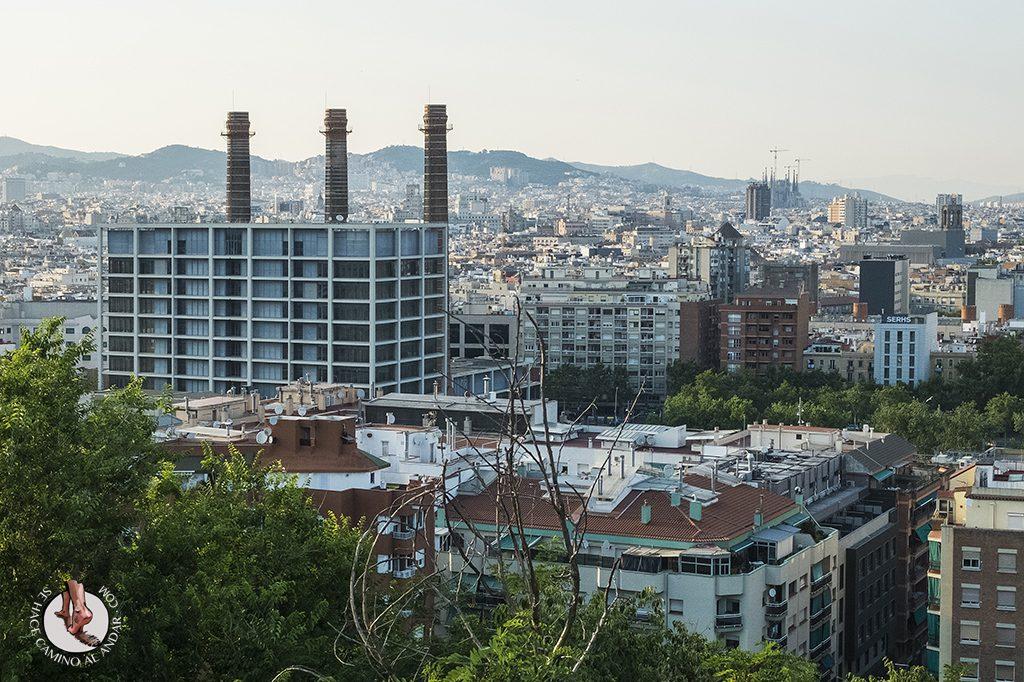 Mirador del Alcalde Barcelona