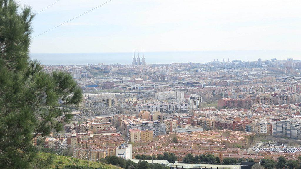 Miradores de Barcelona Torre Baro