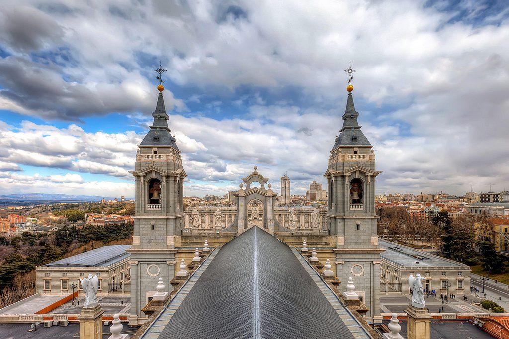 Miradores de Madrid Catedral de la Almudena