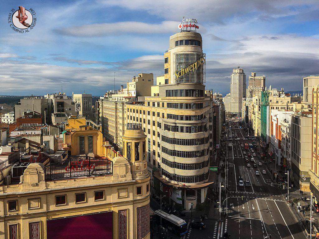 Miradores de Madrid El Corte Inglés Gourmet Experience
