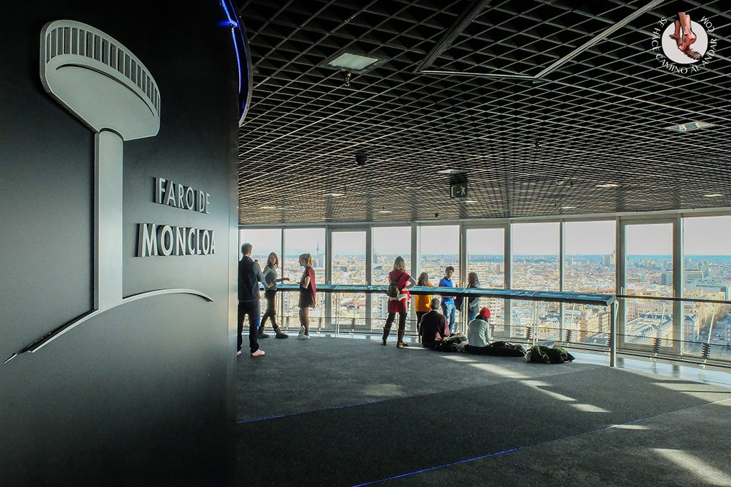 Miradores de Madrid Faro Moncloa